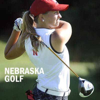 Nebraska women's golf logo 2014