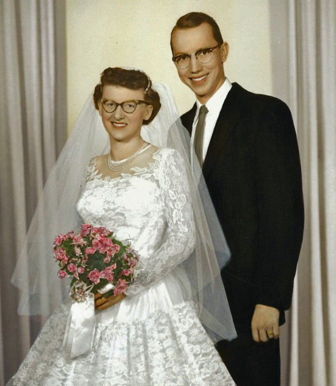 Ewerts celebrate 60 years of marriage