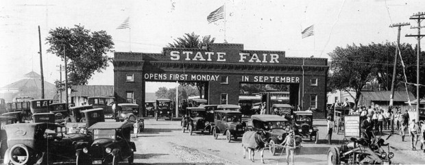 Nebraska State Fair A Needed Venue In The 1800s And Early