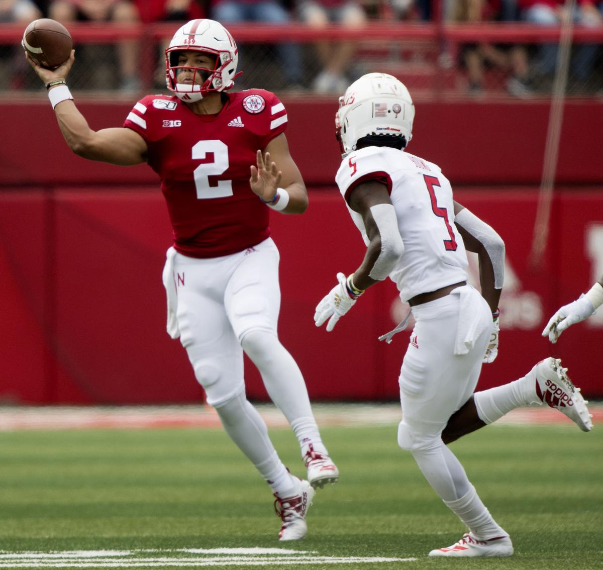 Nebraska vs. South Alabama, 8.31