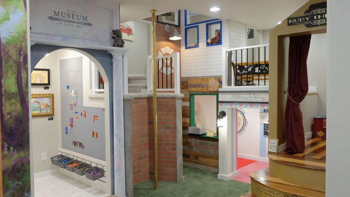 Sorensen playhouse
