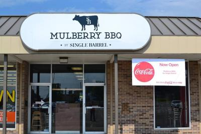 Mulberry BBQ - July