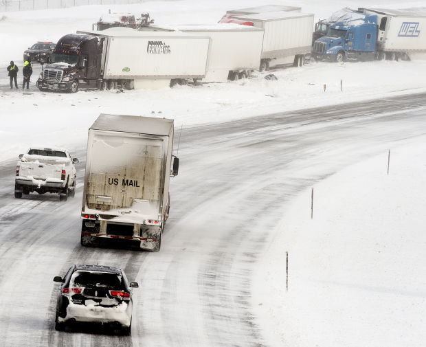 Weather a factor in two fatal accidents | Crime and Courts