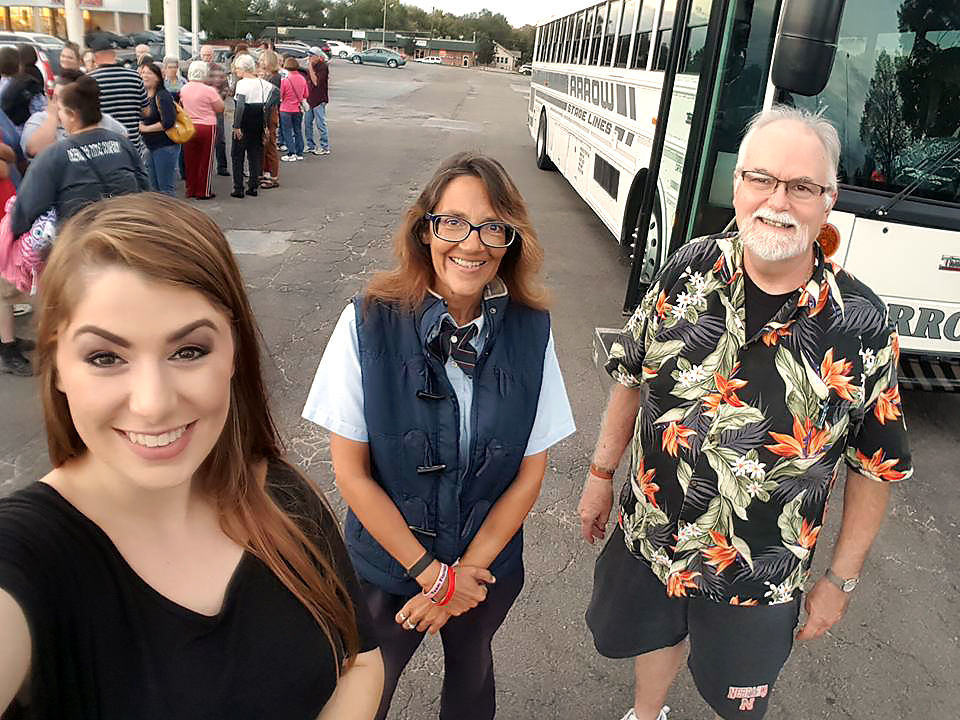 Ghosts of Lincoln bus tour