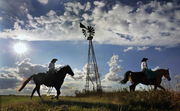 Women's rodeo