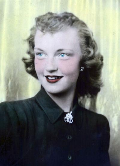 Doris LaVern Dahl Sinkule