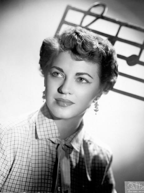 Nebraska Jazz Singer Jeri Southern S Star Was Bright In