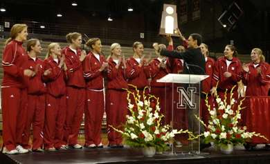 Husker volleyball team to visit the White House