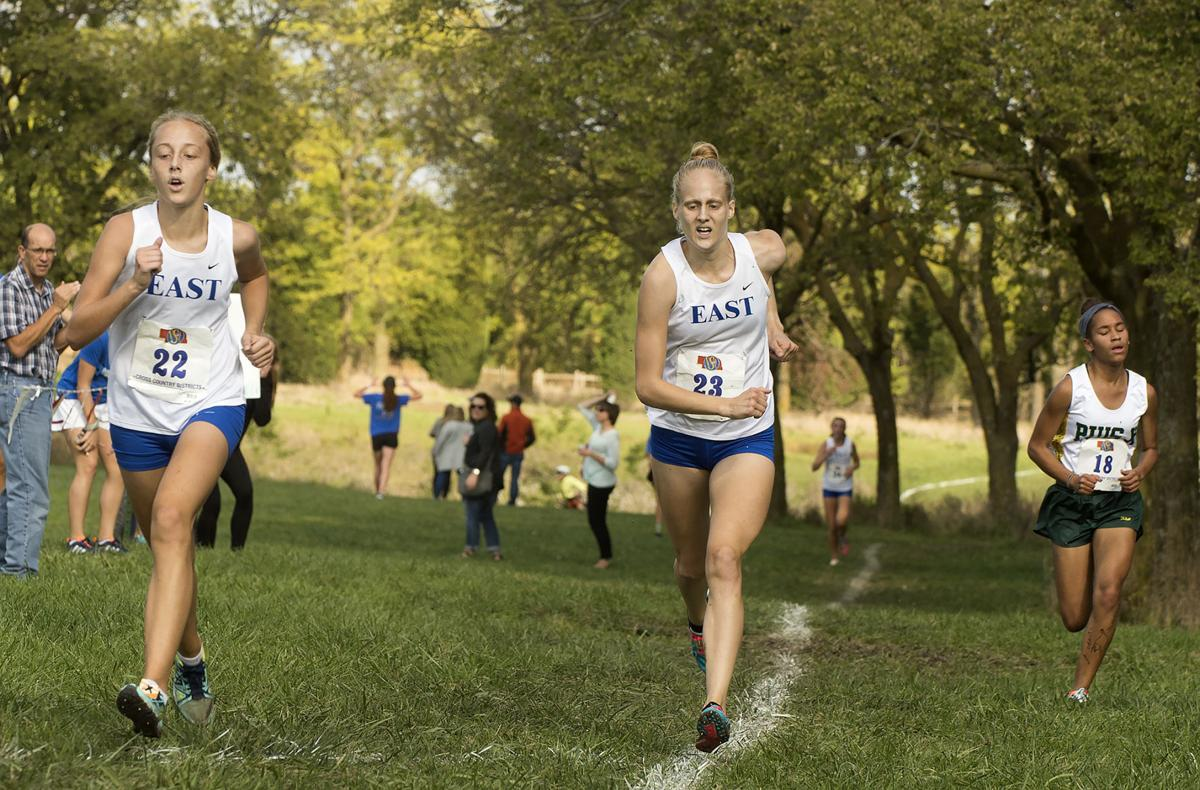 District A-2 Cross Country