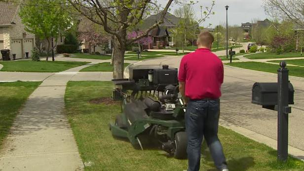 Sarah Browning: Fall is time to start lawn seeding