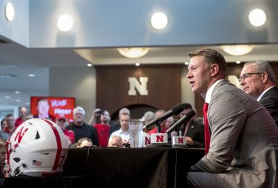Scott Frost news conference, 12/3/17