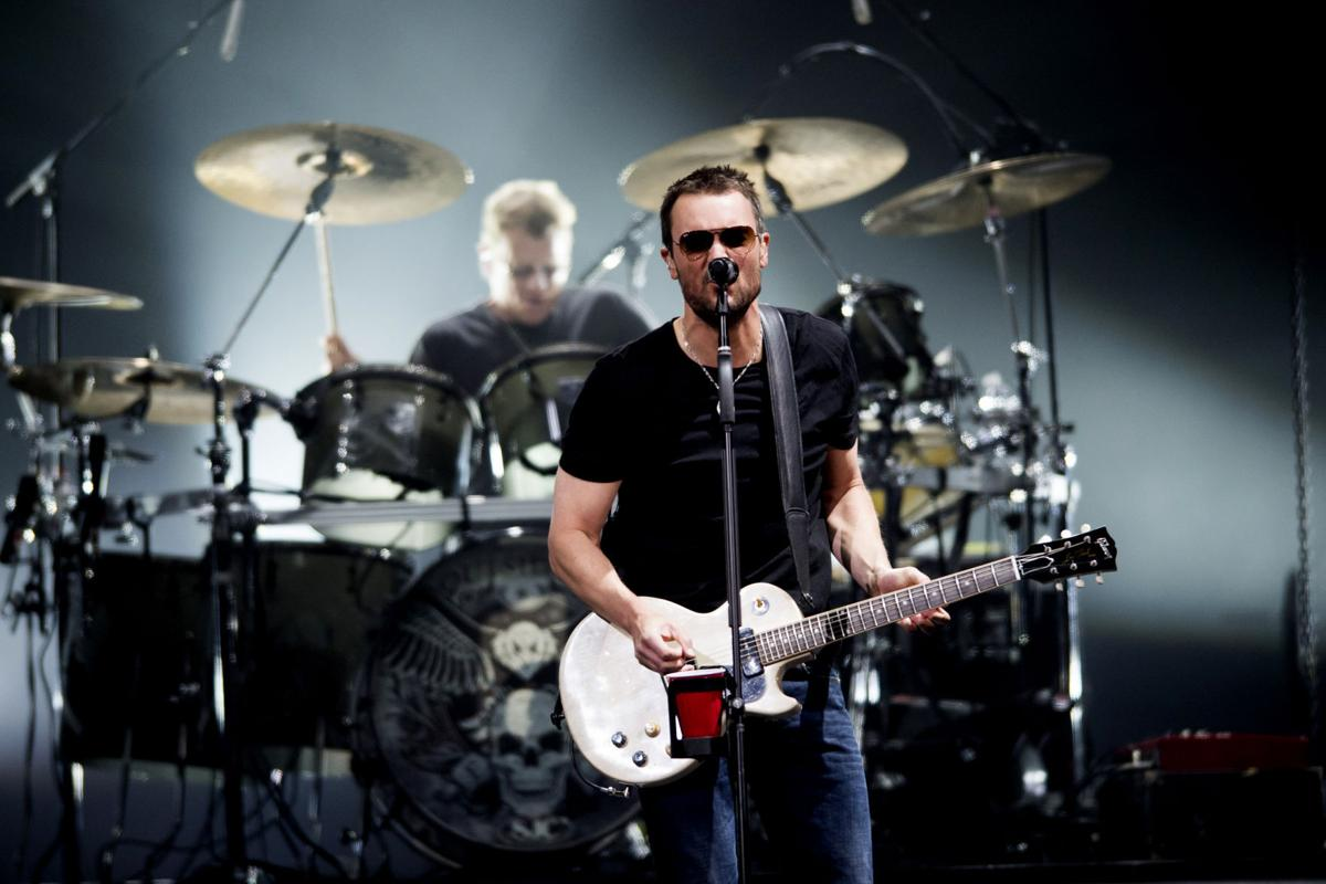 Eric Church with Chris Stapleton, 5.20.15