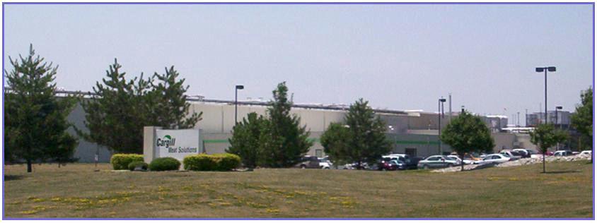 Cargill Plant in Nebraska City