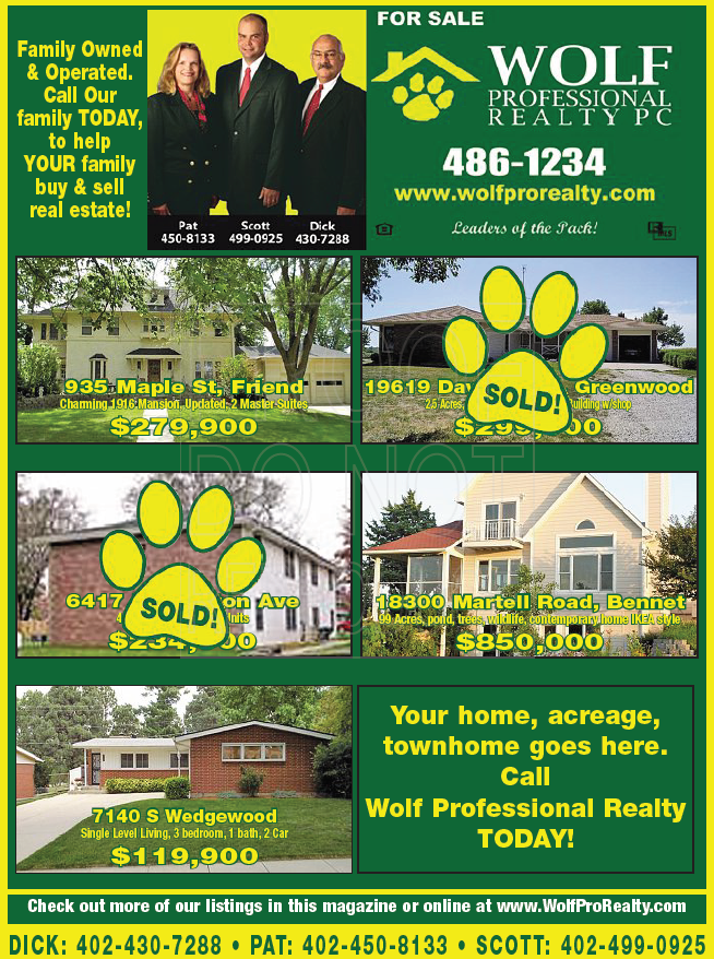 Wolf Pro Realty
