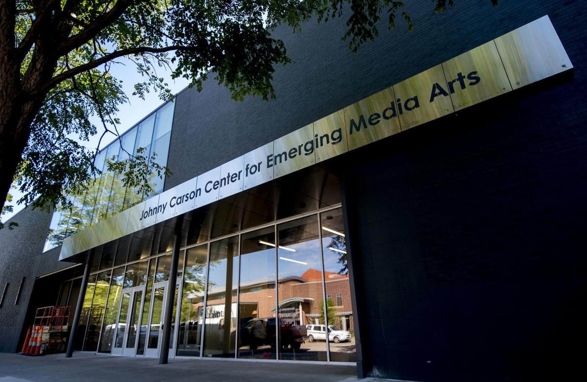 Johnny Carson Center for Emerging Media Arts, 8.28