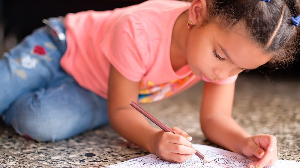 The best coloring book for kids