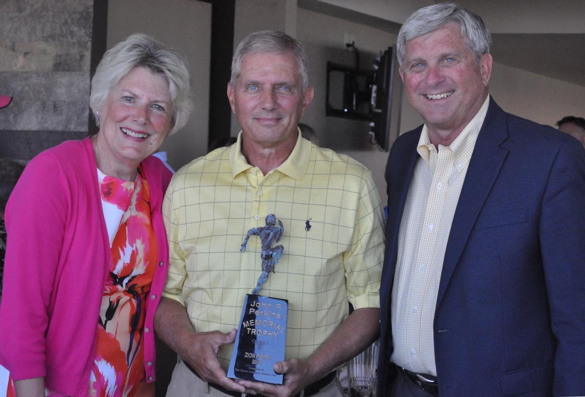 Perkins award trophy