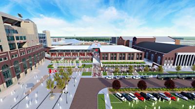 New football complex
