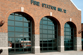 Overhead Doors for Fire Stations