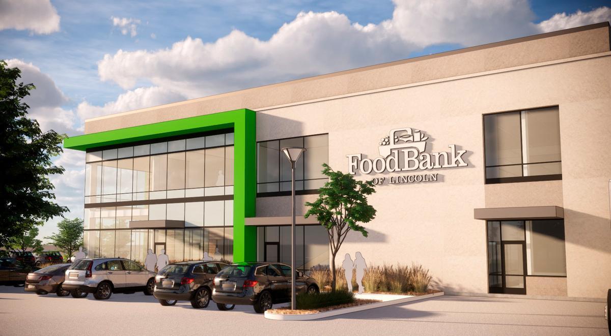 Food Bank New Location