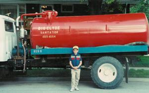Jarred standing with his grandpa Clyde Truck.jpg