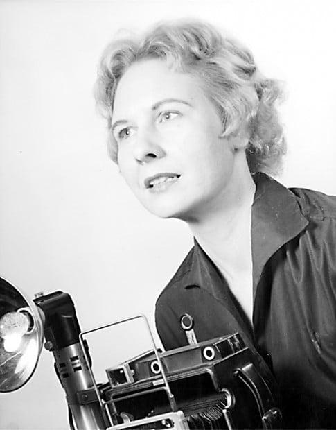 Barbara Fox-photojournalist
