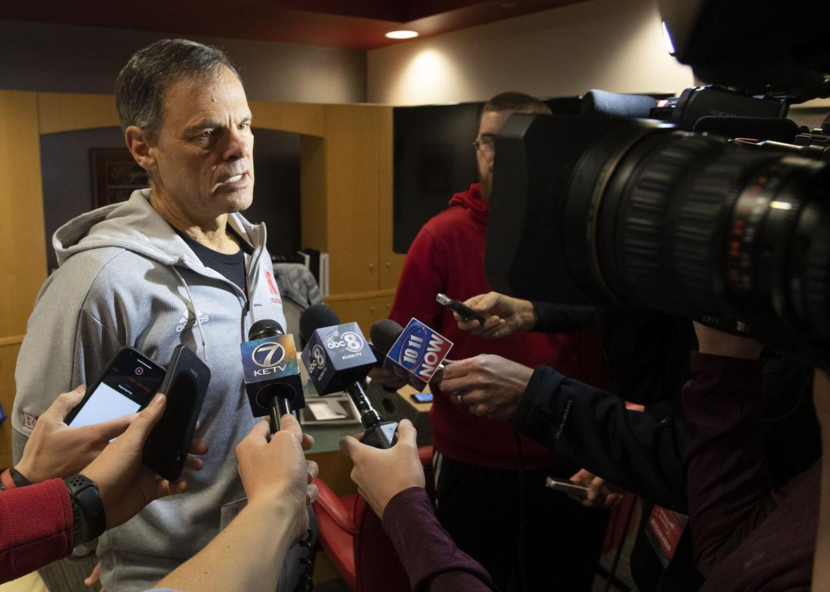 Huskers fill coaching staff with Hildebrand