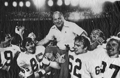 1972 season: Orange Bowl