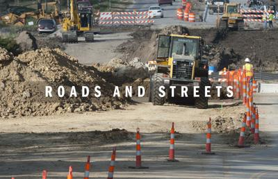 Roads and streets logo 2020