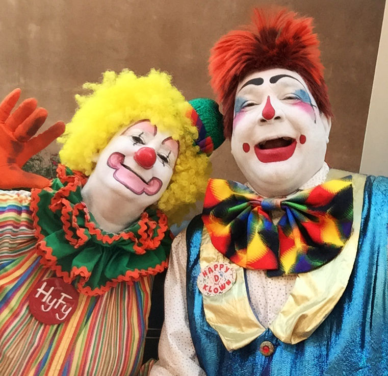 Happy D. Klown