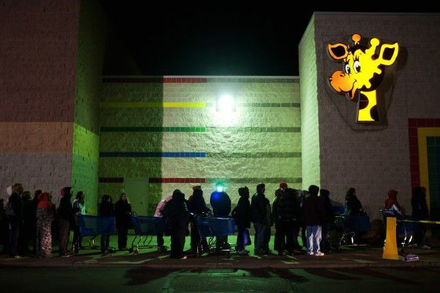 Black Friday: Toys 'R' Us