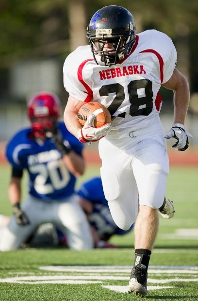 Nebraska blanks Kansas in 8-man All-Star football   High ...