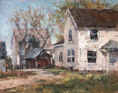 """""""The Farmhouse in Hamilton County"""" by Todd Williams"""