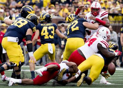 Nebraska vs. Michigan, 9/22