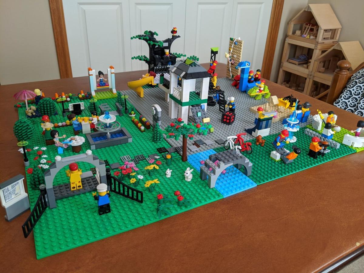 Olsson Legos