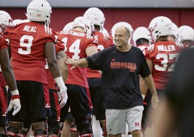 Nebraska Begins Football