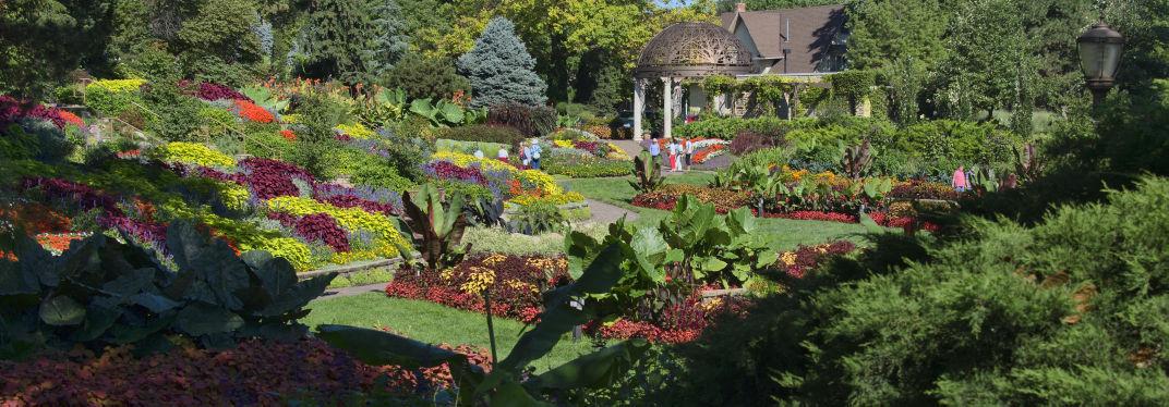 Sunken Gardens Overview