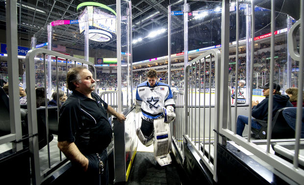 Lincoln Stars vs. Sioux Falls Stampede, 1.23.15