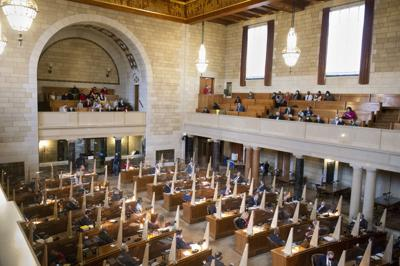 Legislature First Day, 1.6