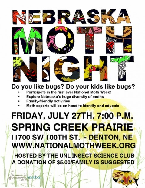 Nebraska Moth Night