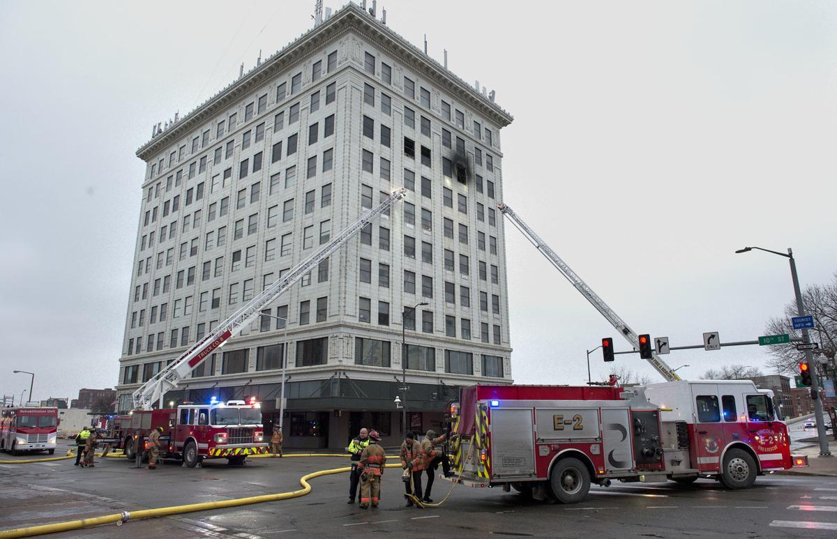 Terminal fire