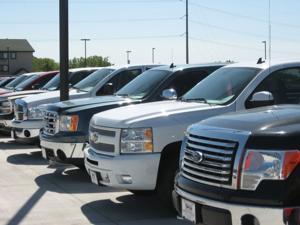 Inventory of Trucks & SUVs