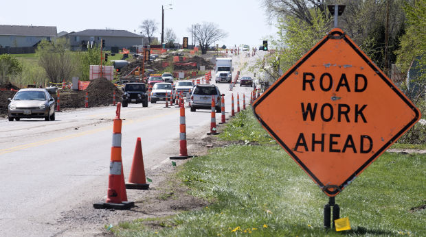 NW 48th Street construction