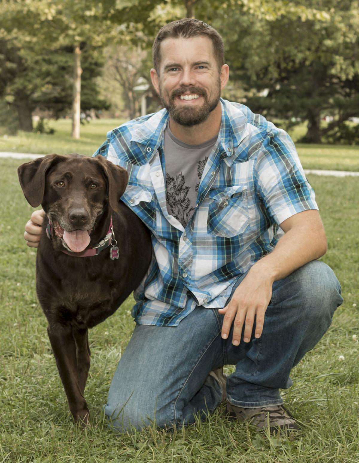 Rob Kugler and Bella