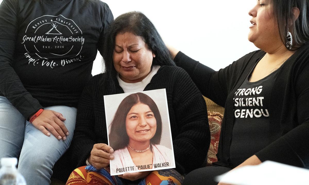 Murdered indigenous women Paulette Walker