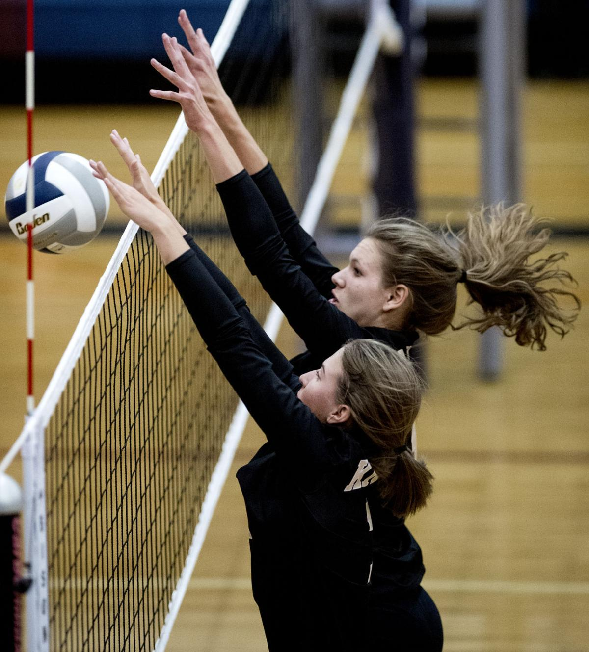 Southeast vs. North Star, prep volleyball, 9/12/17