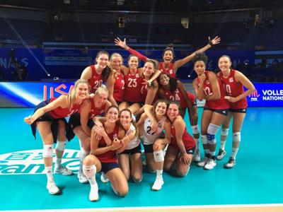 United States volleyball