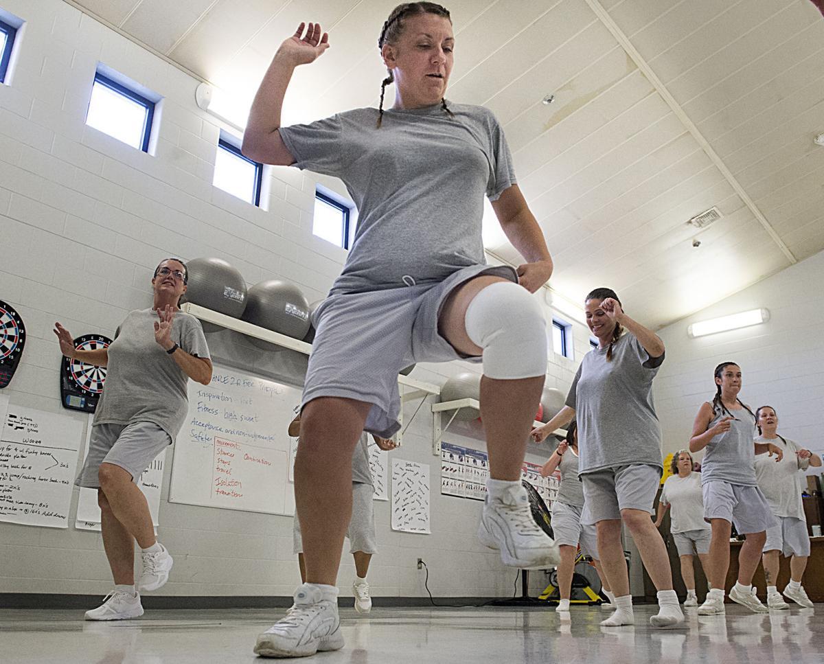 Nebraska Correctional Center for Women dance