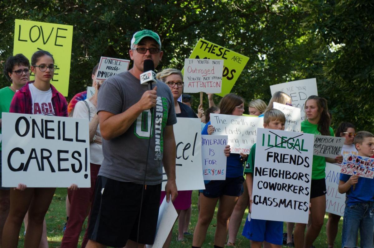 O'Neill rally