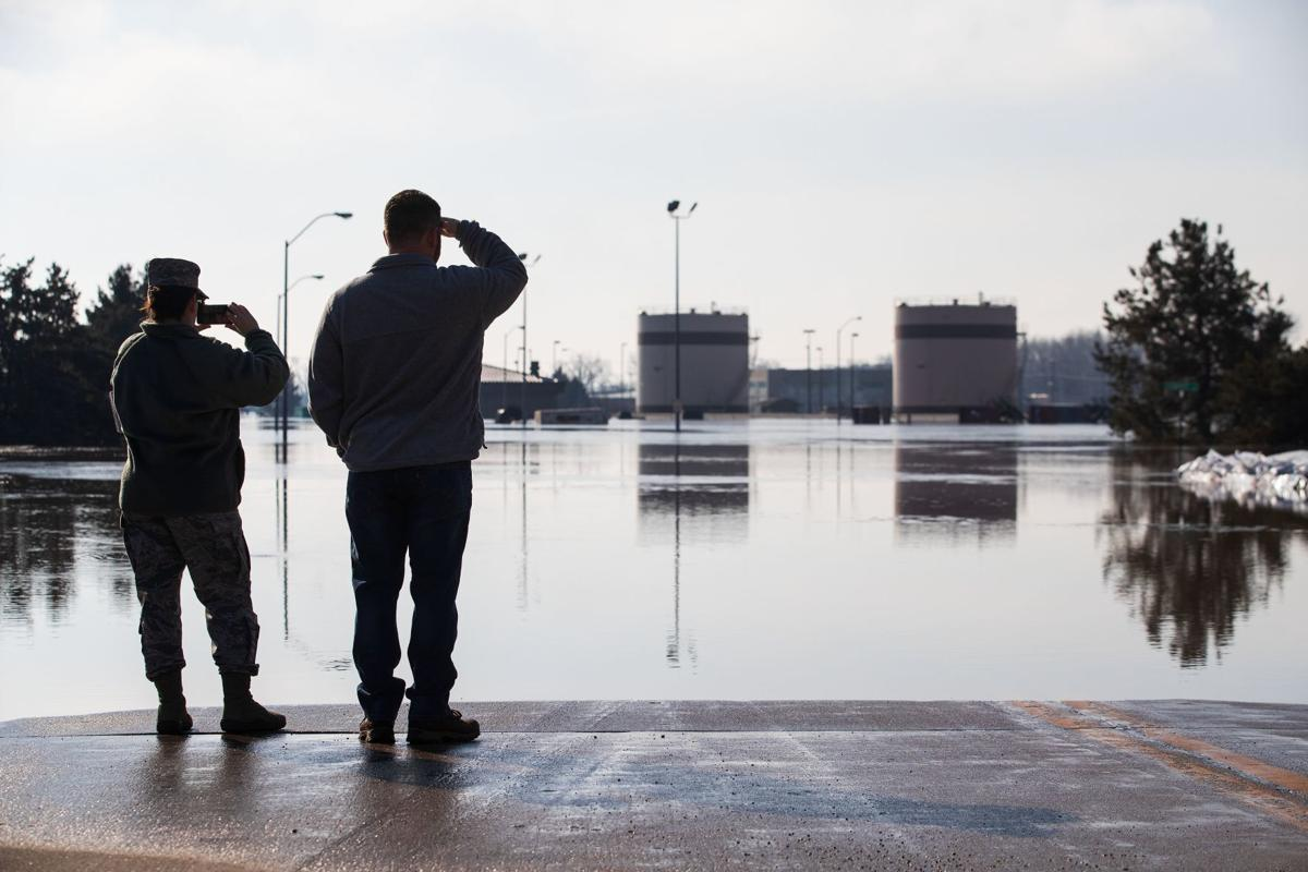Offutt Air Force Base flooding repairs close to $1 billion